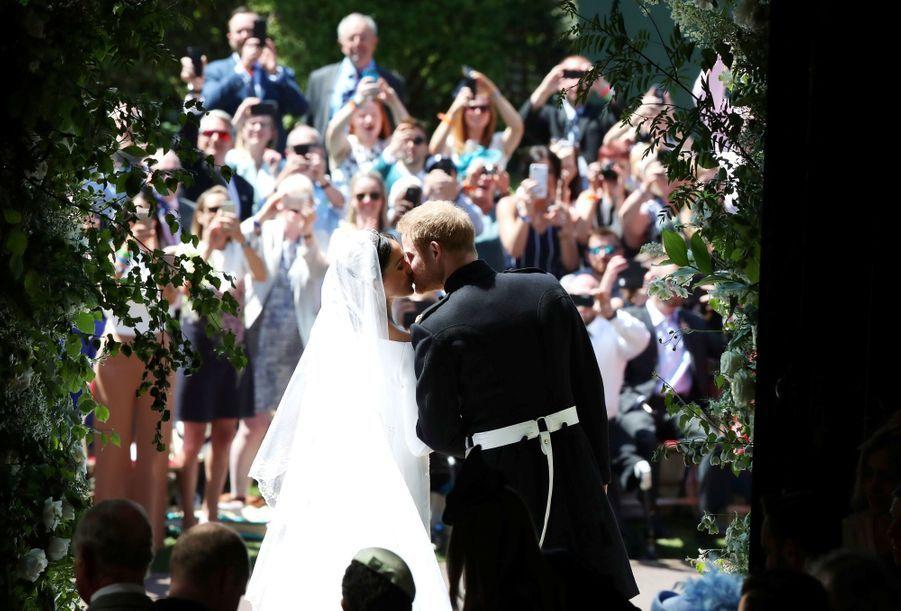Le Mariage De Meghan Et Harry En Photos ( 10