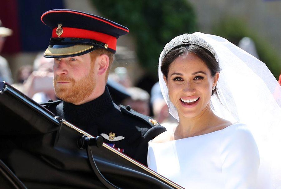 Le Mariage De Meghan Et Harry En Photos ( 11