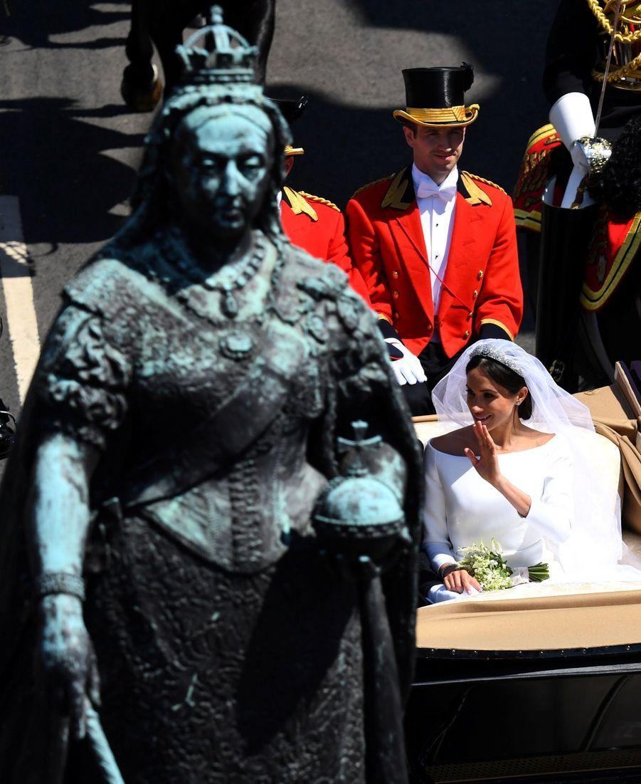 Le Mariage De Meghan Et Harry En Photos ( 1