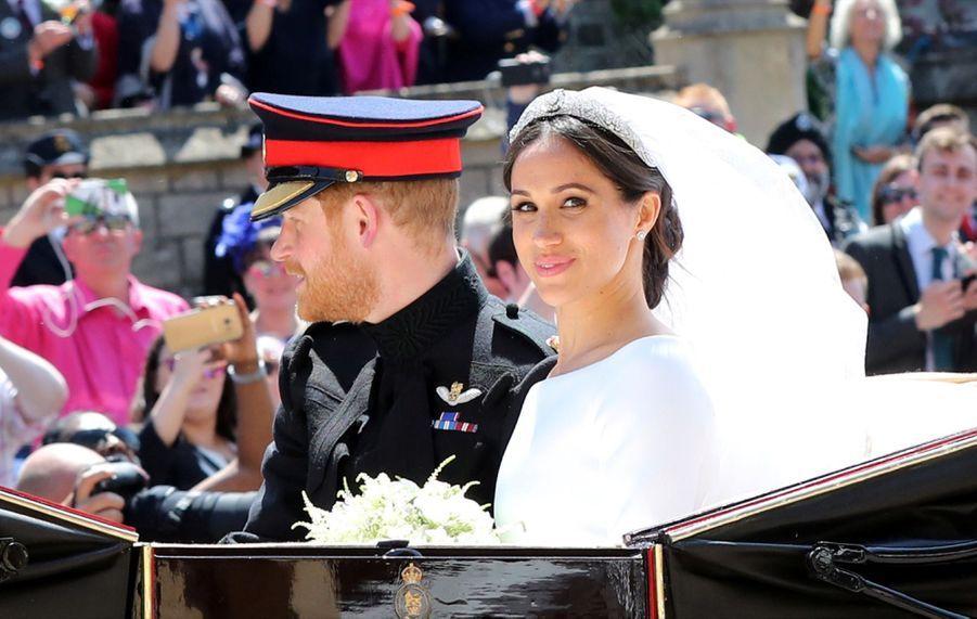 Le Mariage De Meghan Et Harry En Photos ( 14