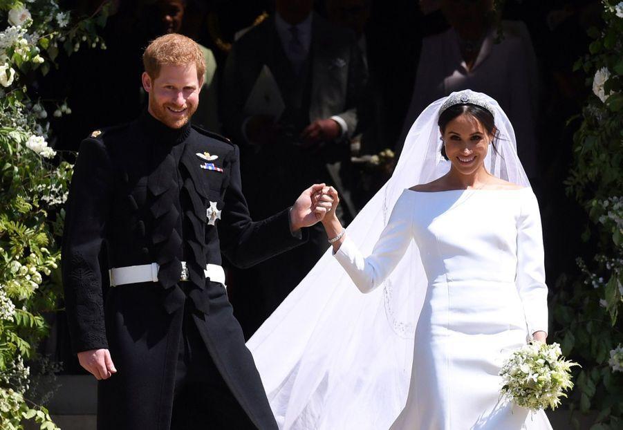 Le Mariage De Meghan Et Harry En Photos ( 16