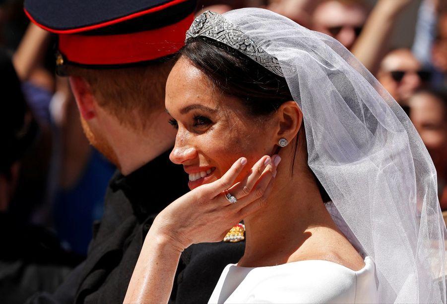 Le Mariage De Meghan Et Harry En Photos ( 17