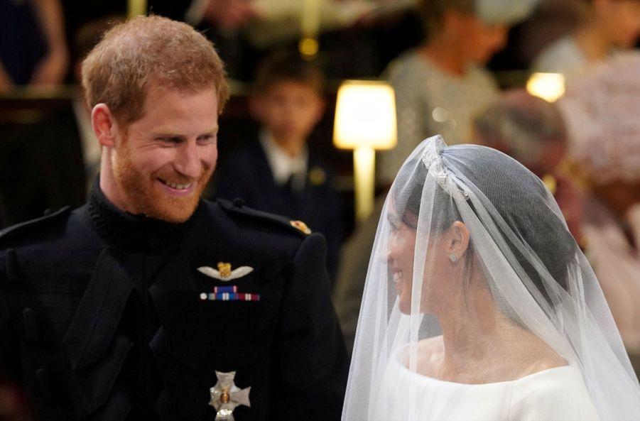 Le Mariage De Meghan Et Harry En Photos ( 18