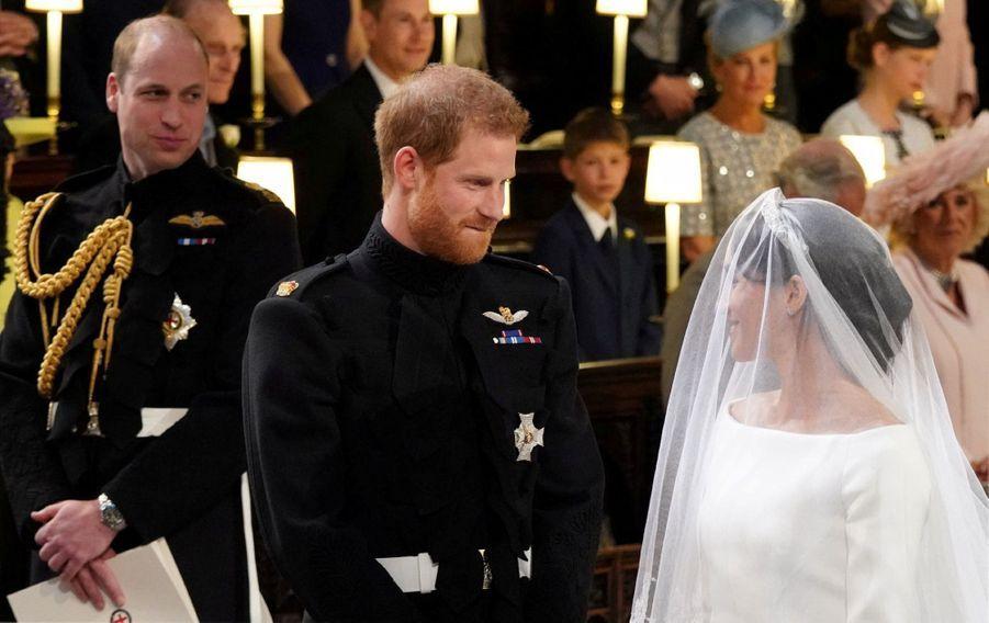 Le Mariage De Meghan Et Harry En Photos ( 20