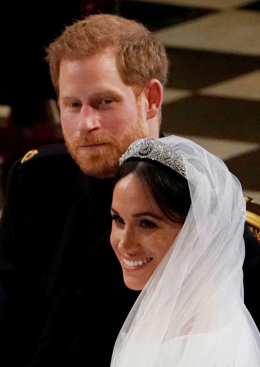Le Mariage De Meghan Et Harry En Photos ( 21