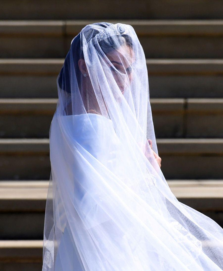 Le Mariage De Meghan Et Harry En Photos ( 2