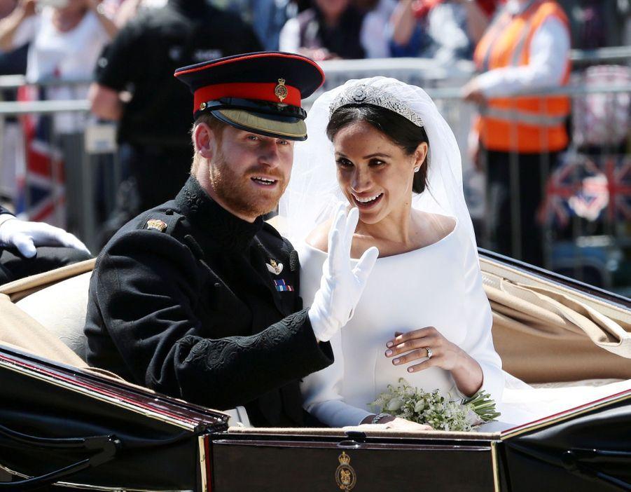 Le Mariage De Meghan Et Harry En Photos ( 23