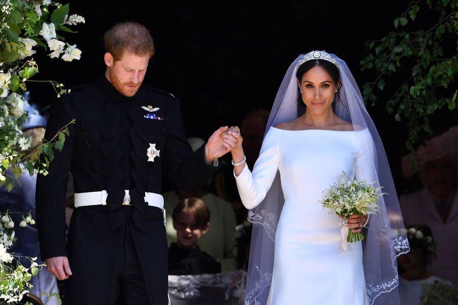 Le Mariage De Meghan Et Harry En Photos ( 27
