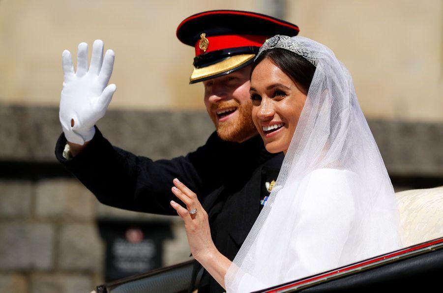 Le Mariage De Meghan Et Harry En Photos ( 28