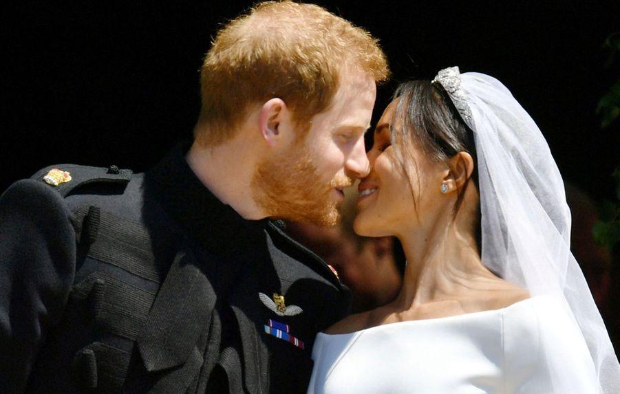 Le Mariage De Meghan Et Harry En Photos ( 3