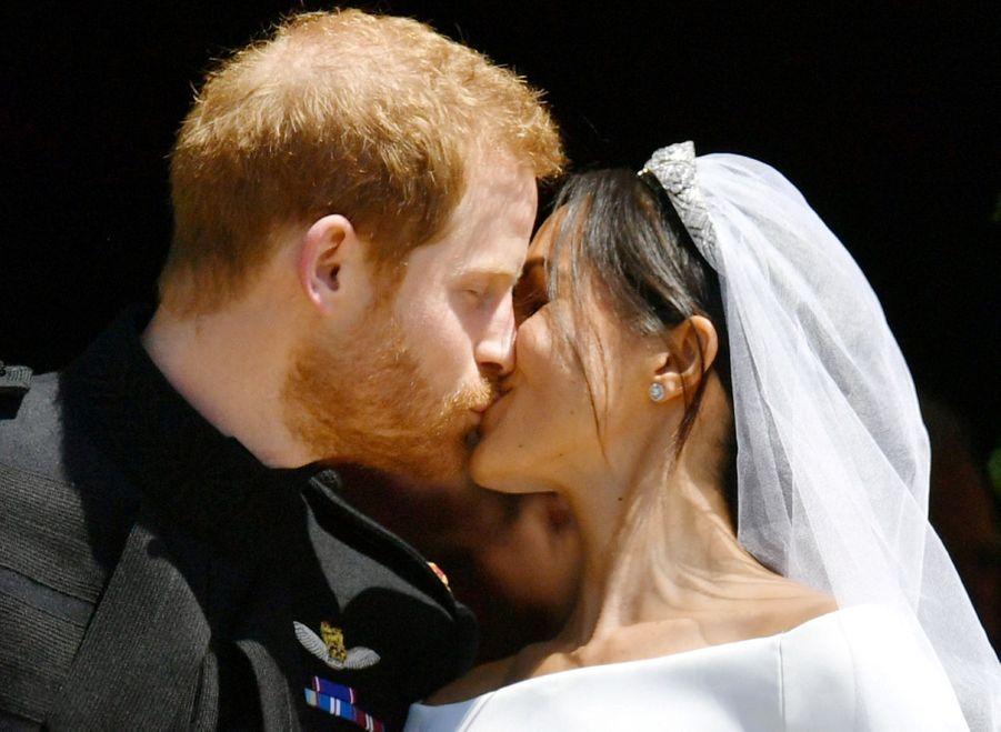 Le Mariage De Meghan Et Harry En Photos ( 7