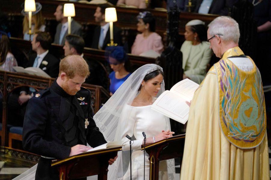 Le Mariage De Meghan Et Harry En Photos ( 9