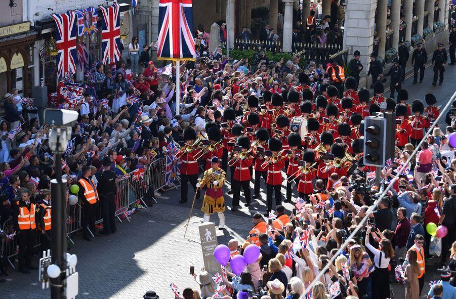 Le Mariage Du Prince Harry Et Meghan Markle En Photos ( 10