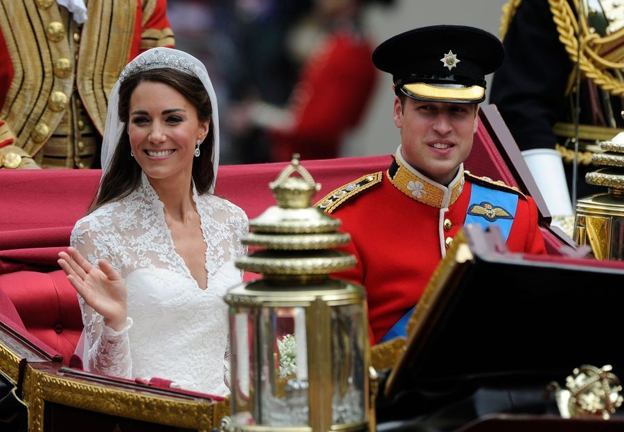 Le mariage du prince William et de Kate Middleton en 100 photos