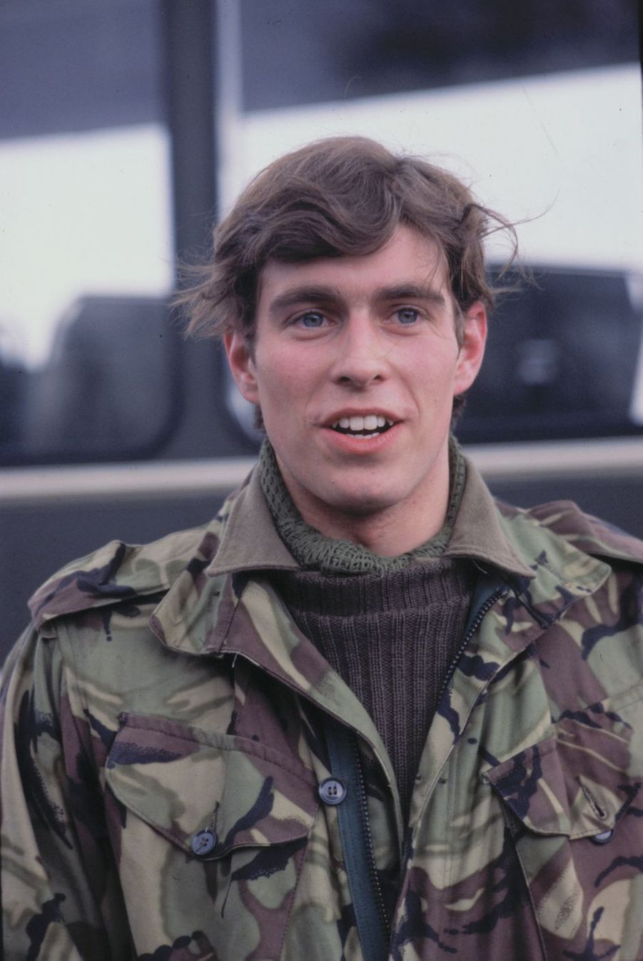 Le prince Andrew, le 27 avril 1978