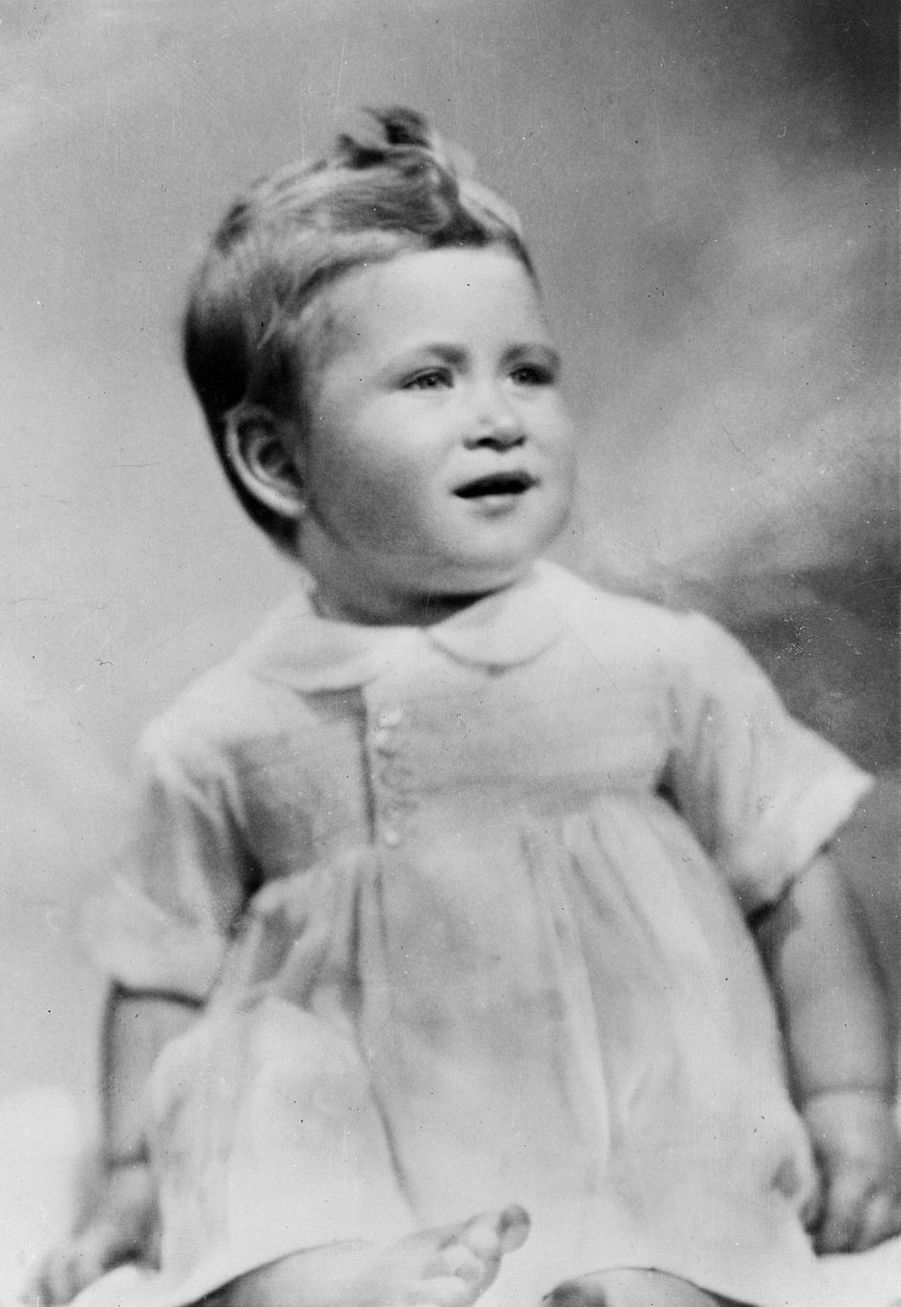 Le prince Charles, vers 1949