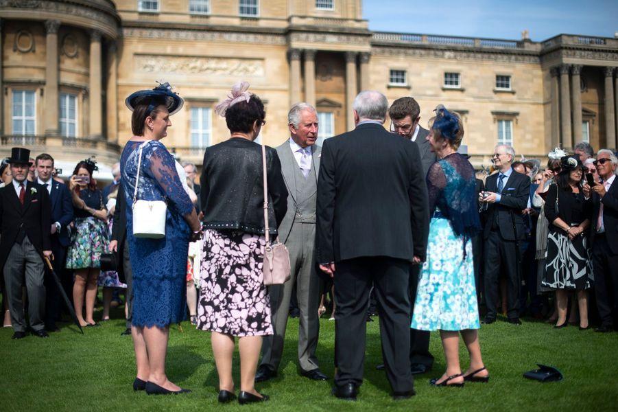 Le prince Charles à Londres, le 15 mai 2019