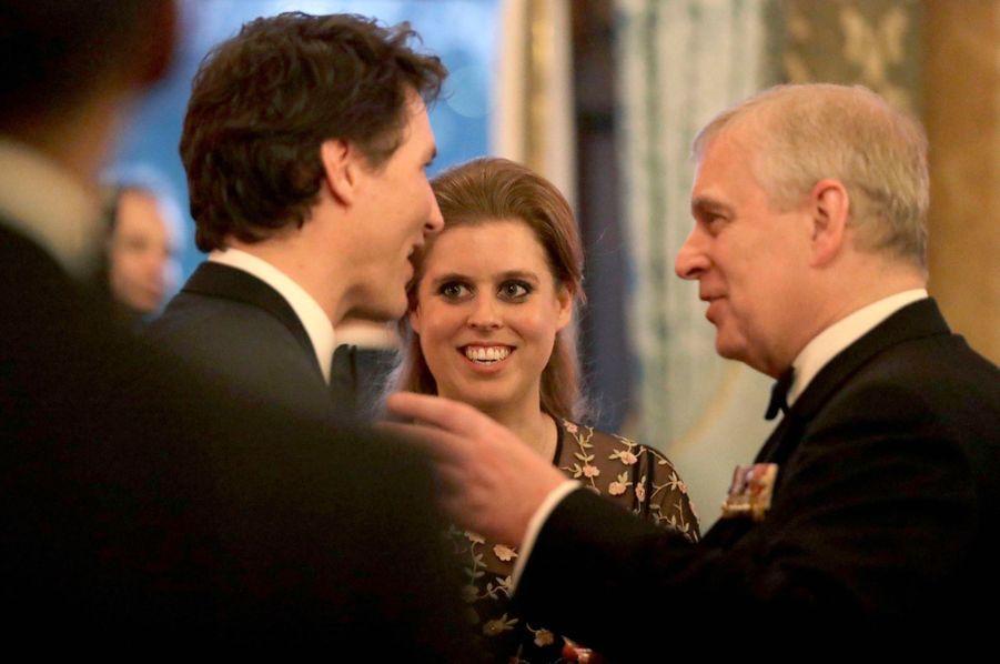 La Reine Ouvre En Famille Le Sommet Du Commonwealth Au Château De Windsor, Jeudi 19 Avril 13