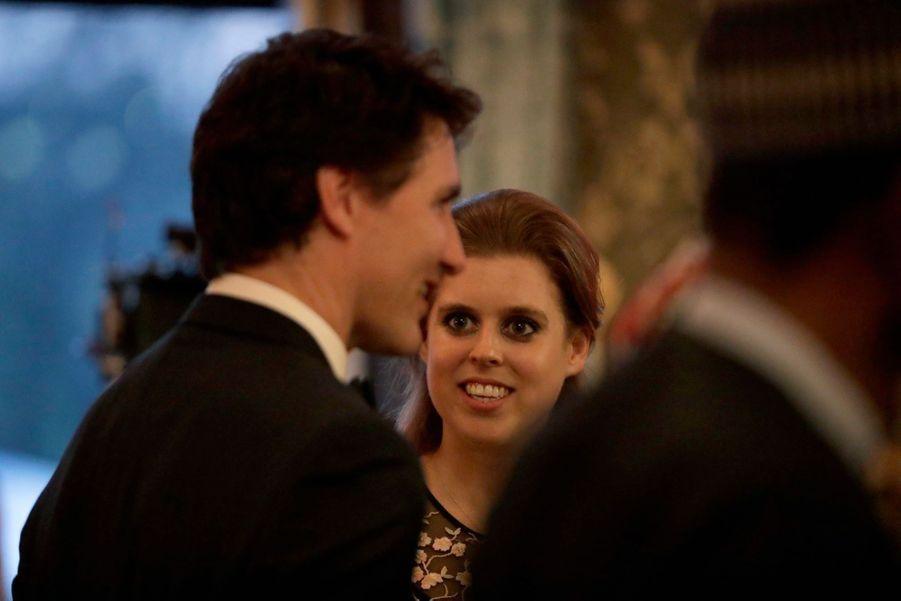 La Reine Ouvre En Famille Le Sommet Du Commonwealth Au Château De Windsor, Jeudi 19 Avril 18
