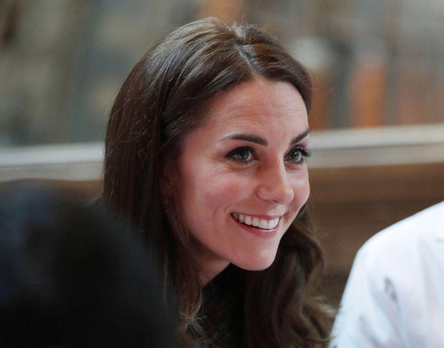 Kate Middleton Au Museum D'Histoire Naturelle De Londres 15