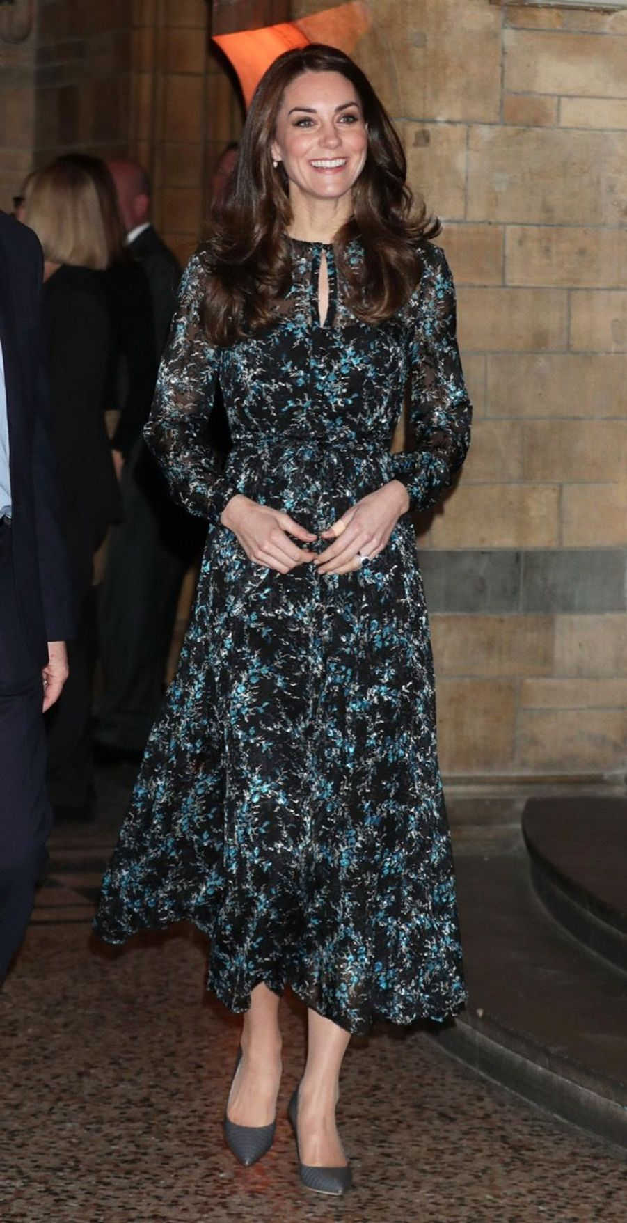 Kate Middleton Au Museum D'Histoire Naturelle De Londres 23