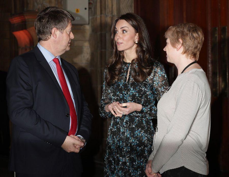 Kate Middleton Au Museum D'Histoire Naturelle De Londres 29