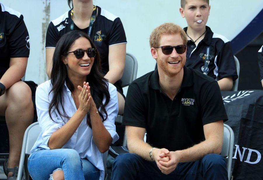 Le Prince Harry Et Meghan Markle, Première Apparition Officielle Ensemble En Public 10
