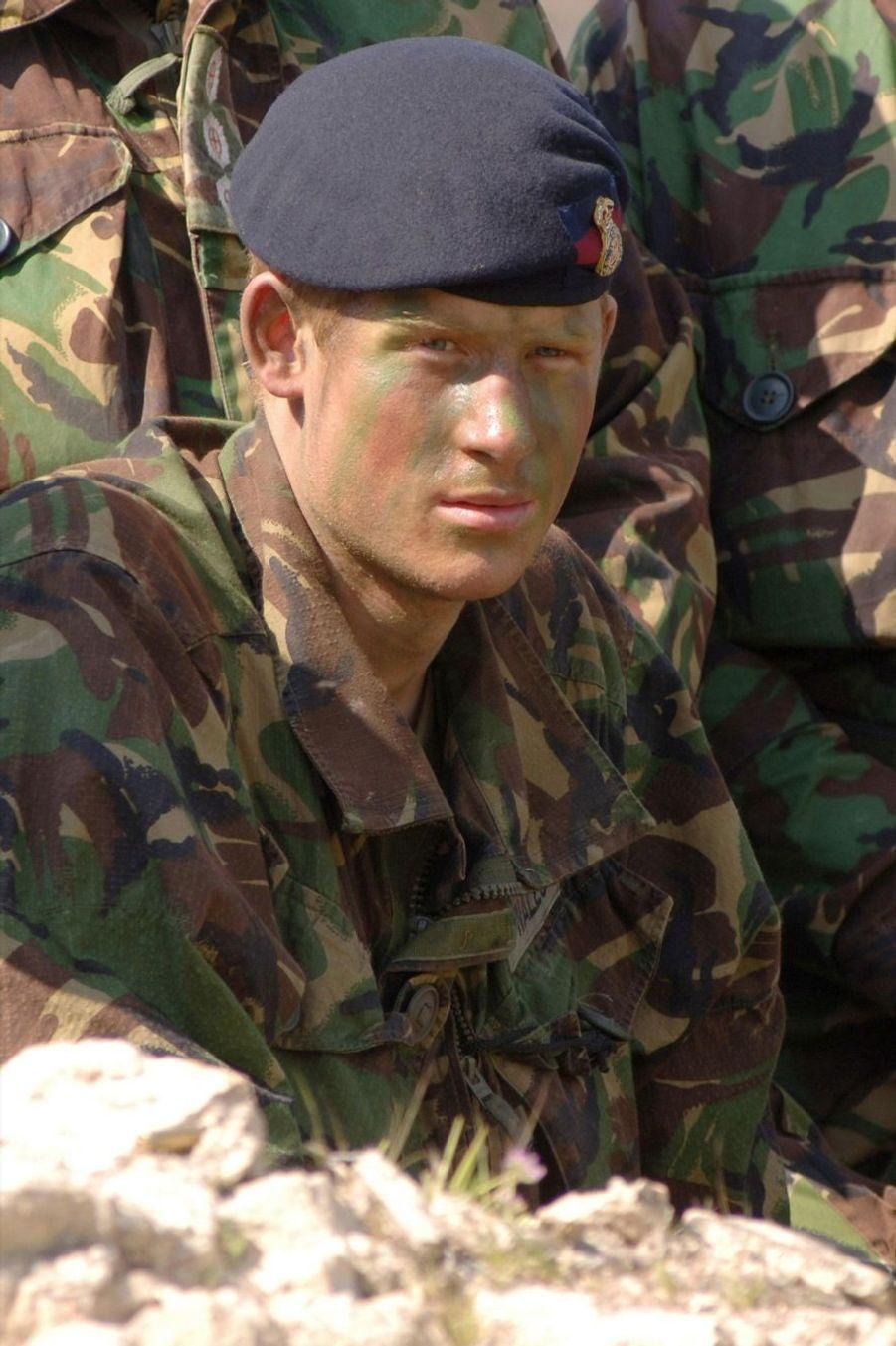 Harry le prince soldat