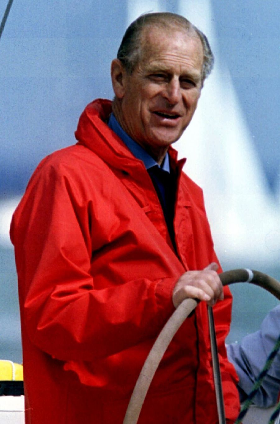 Le prince Philip, le 31 juillet 1993