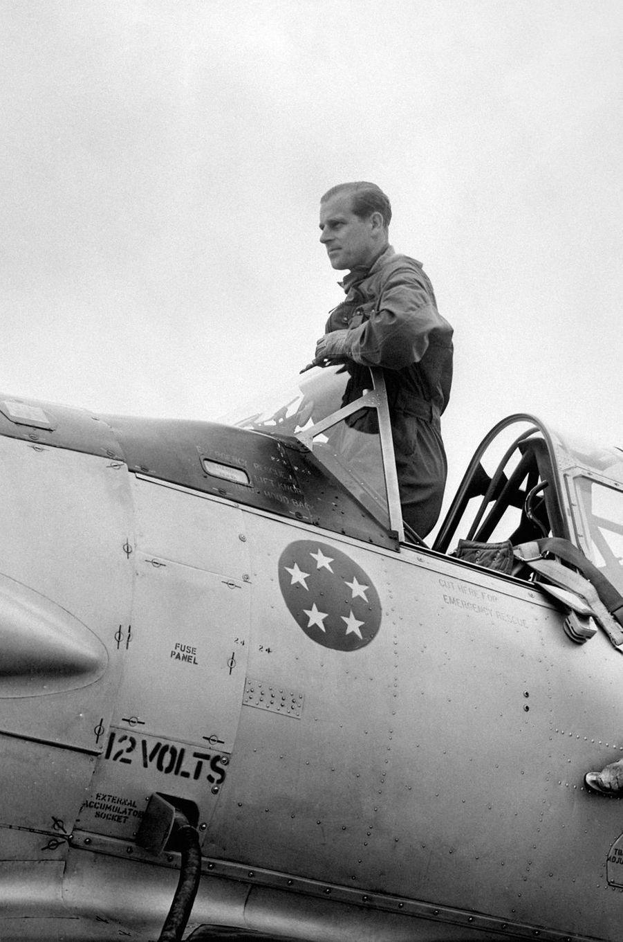 Le prince Philip, le 4 mai 1953