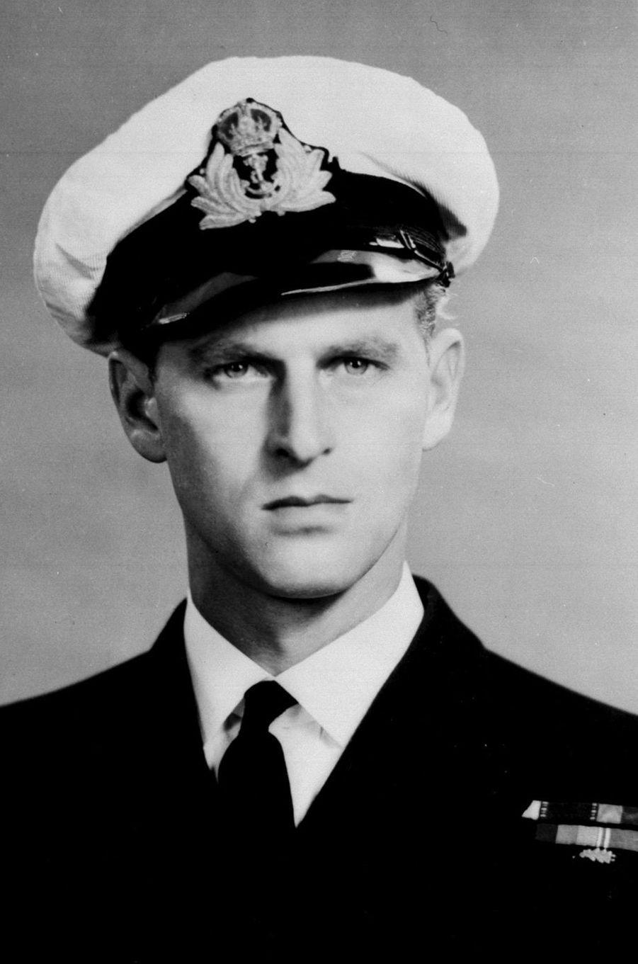 Le prince Philip, le 5 décembre 1946