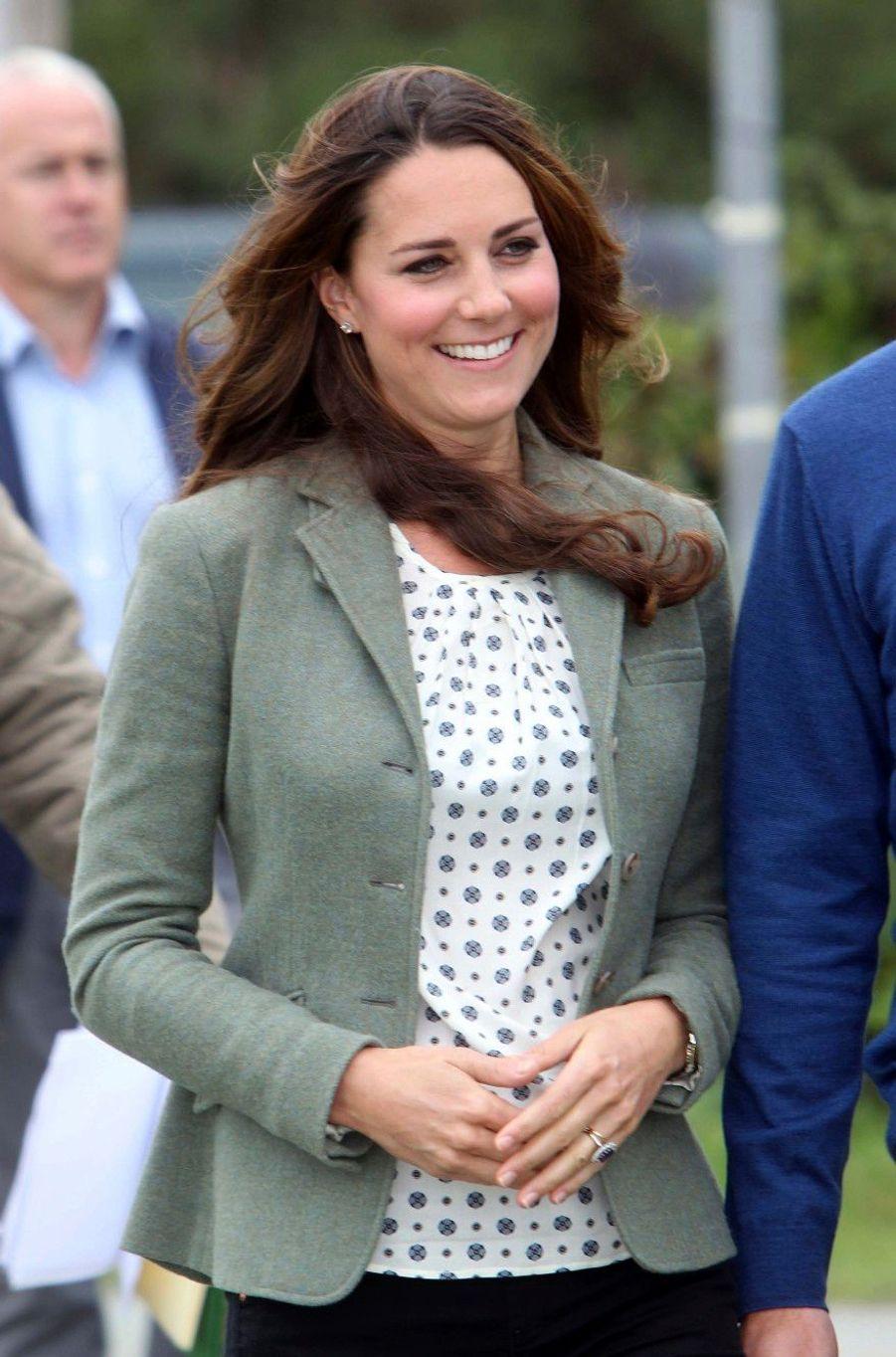 Le retour surprise de Kate