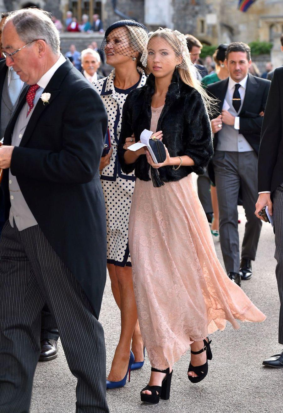 Kate Moss et sa fille Lila Grace Moss-Hack