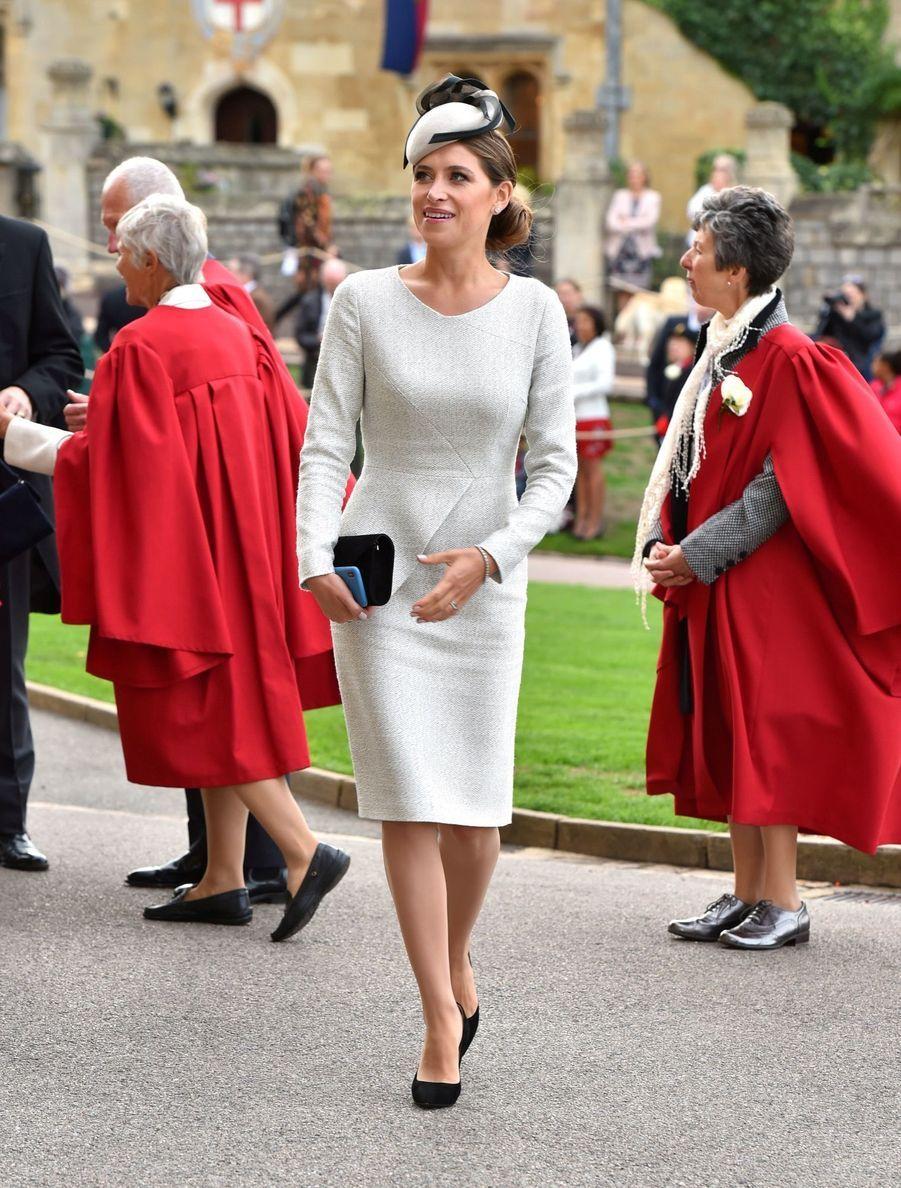 Les invités du mariage de la princesse Eugenie d'York en photos.