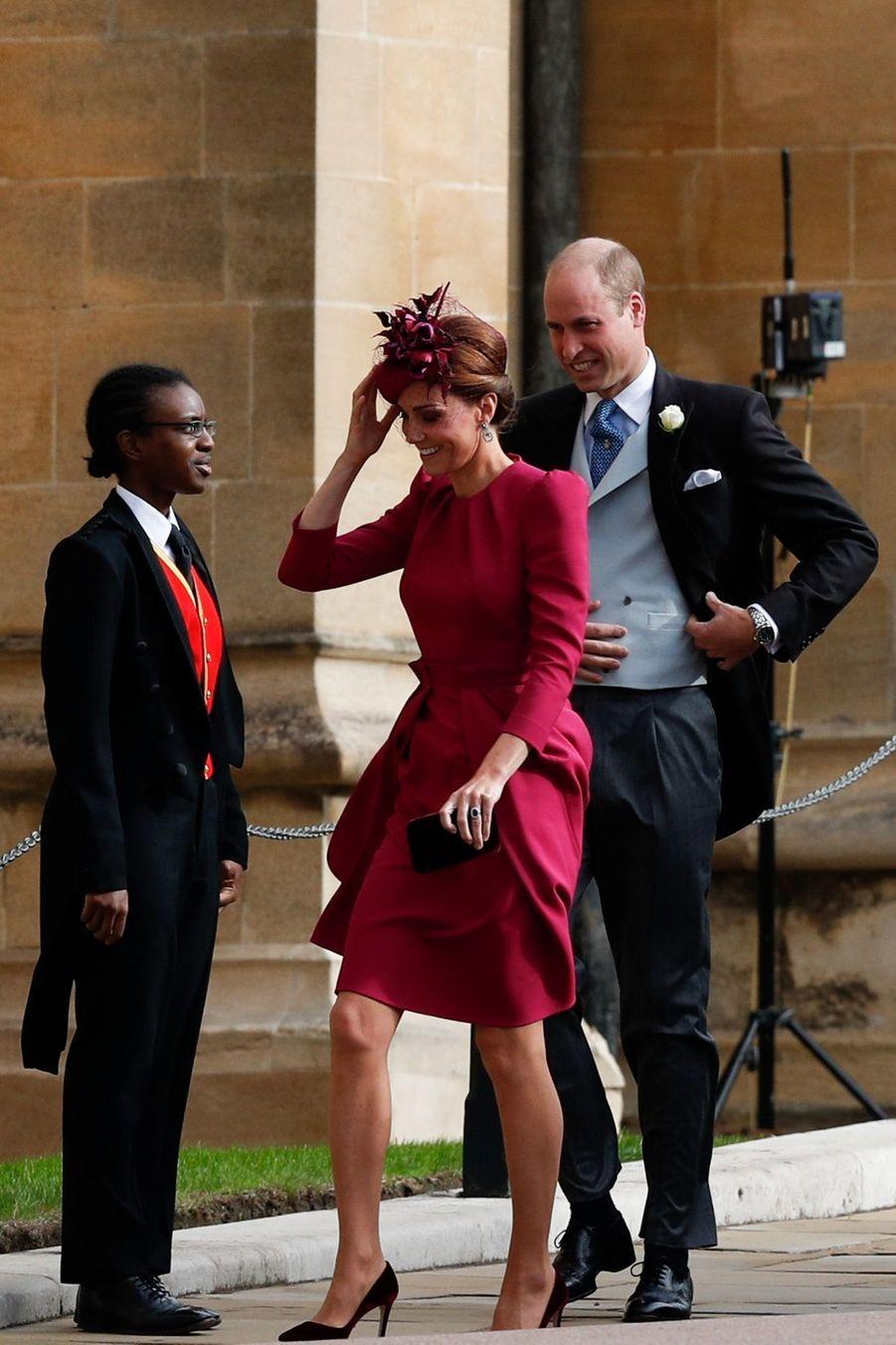 Kate et William.