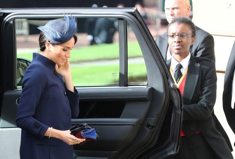 La duchesse de Sussex Meghan.