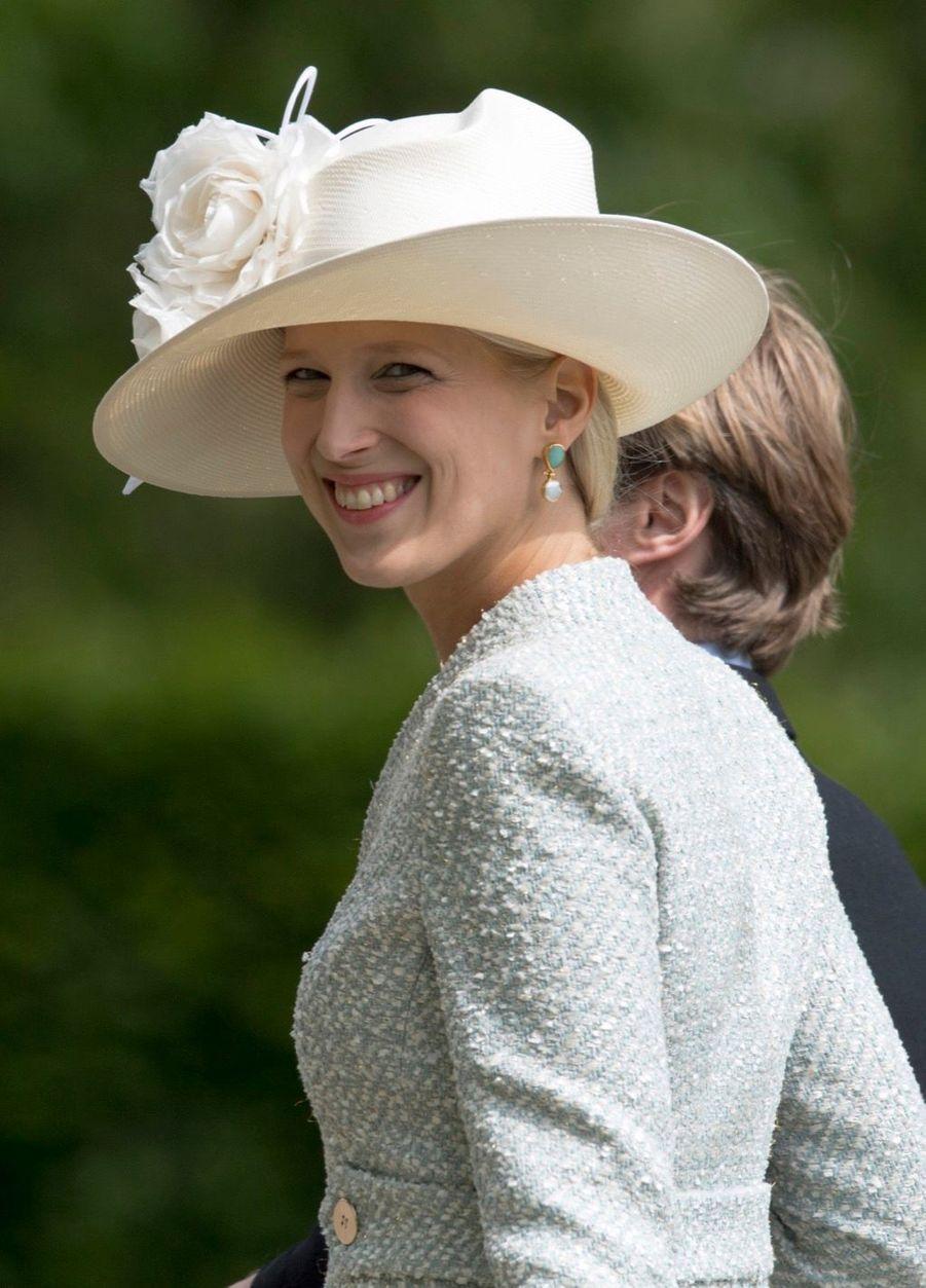 Lady Gabriella Windsor au mariage de Pippa Middleton