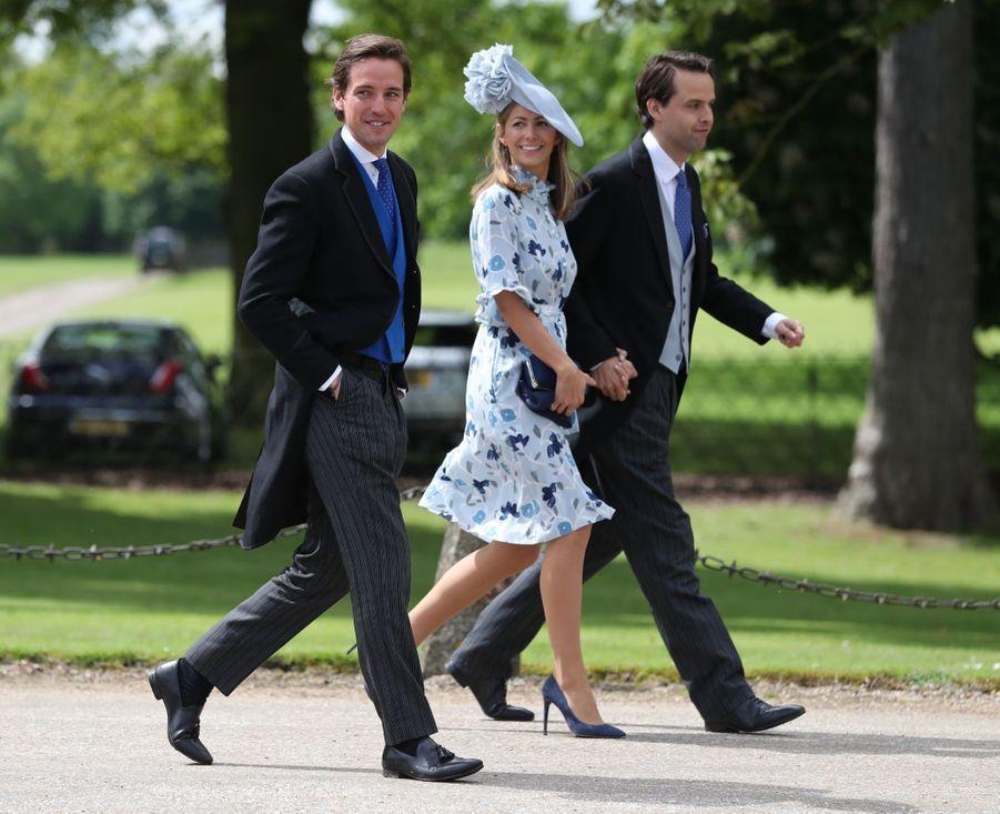Les Invités Du Mariage De Pippa Middleton En Photos 10