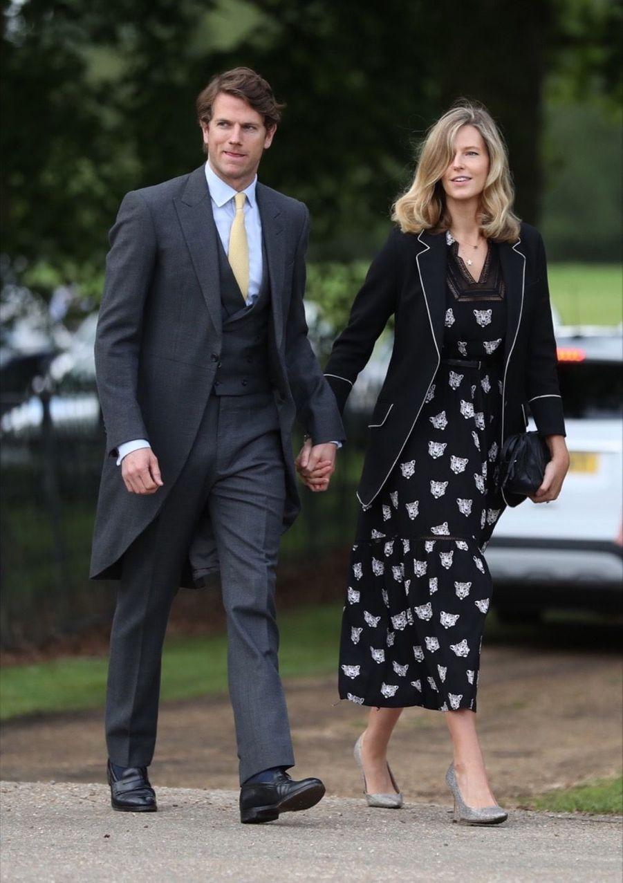 Les Invités Du Mariage De Pippa Middleton En Photos 5