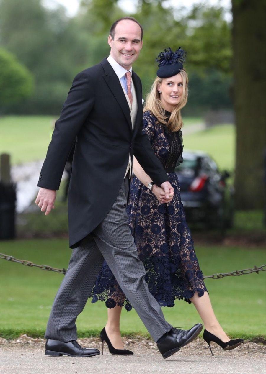 Les Invités Du Mariage De Pippa Middleton En Photos 6