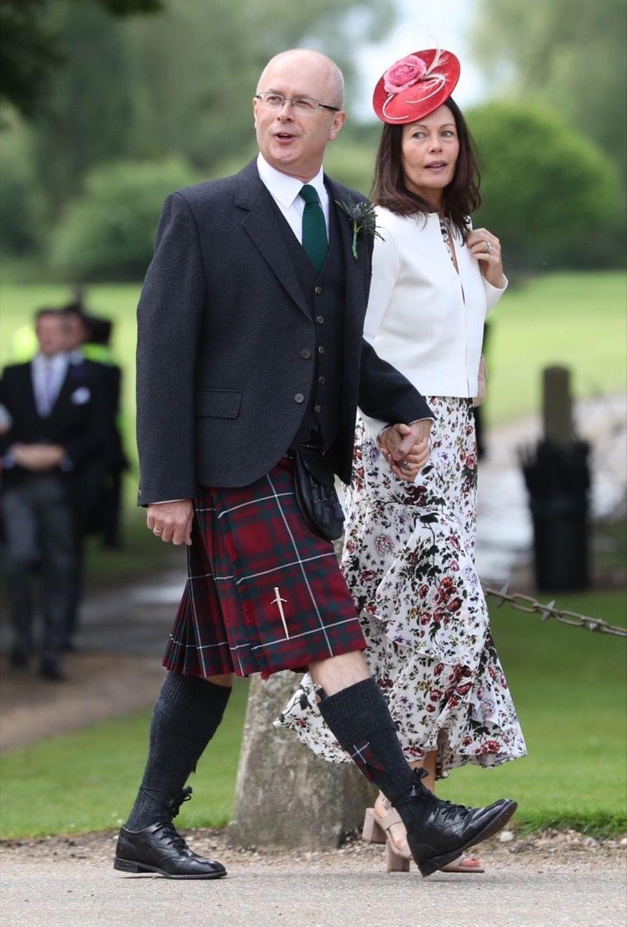 Les Invités Du Mariage De Pippa Middleton En Photos 9