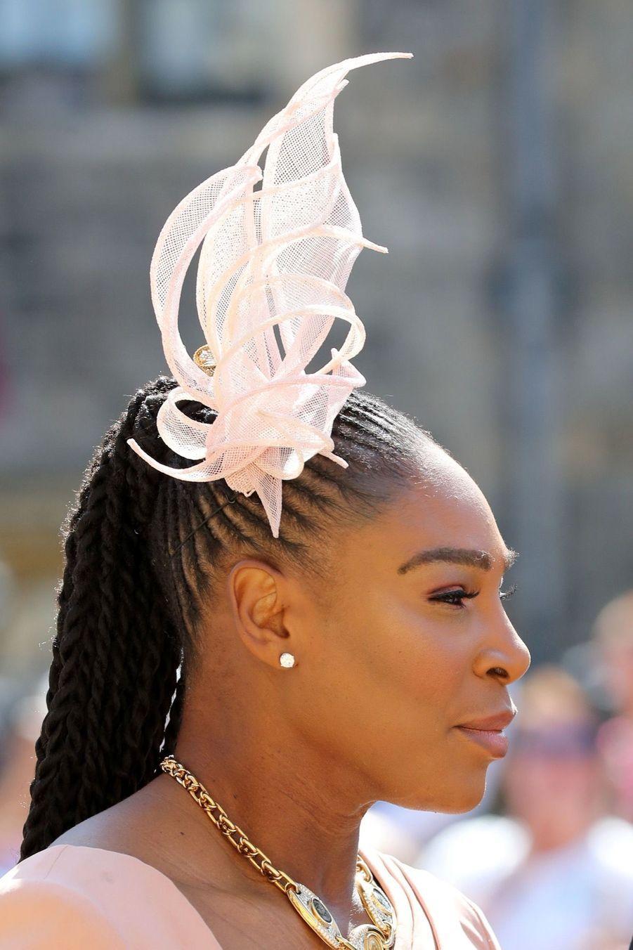 Serena Williams au mariage de Meghan et Harry