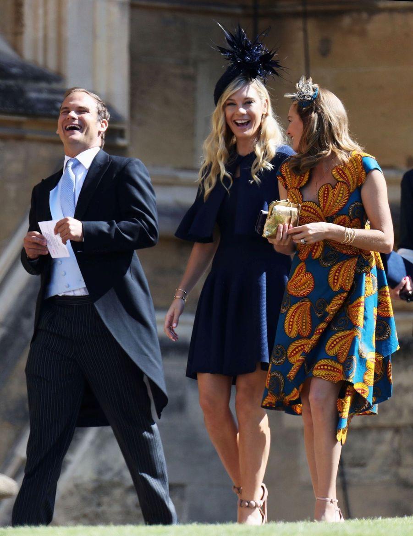 Chelsy Davy, l'ex du prince Harry, au mariage de Meghan et Harry