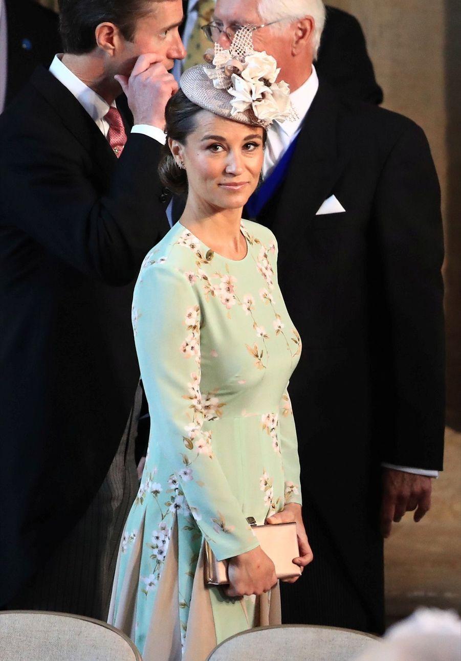 Pippa Middleton au mariage de Meghan et Harry
