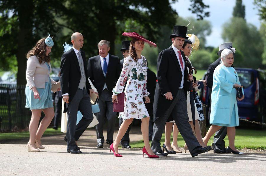 Mariage De Pippa Middleton : les invités arrivent