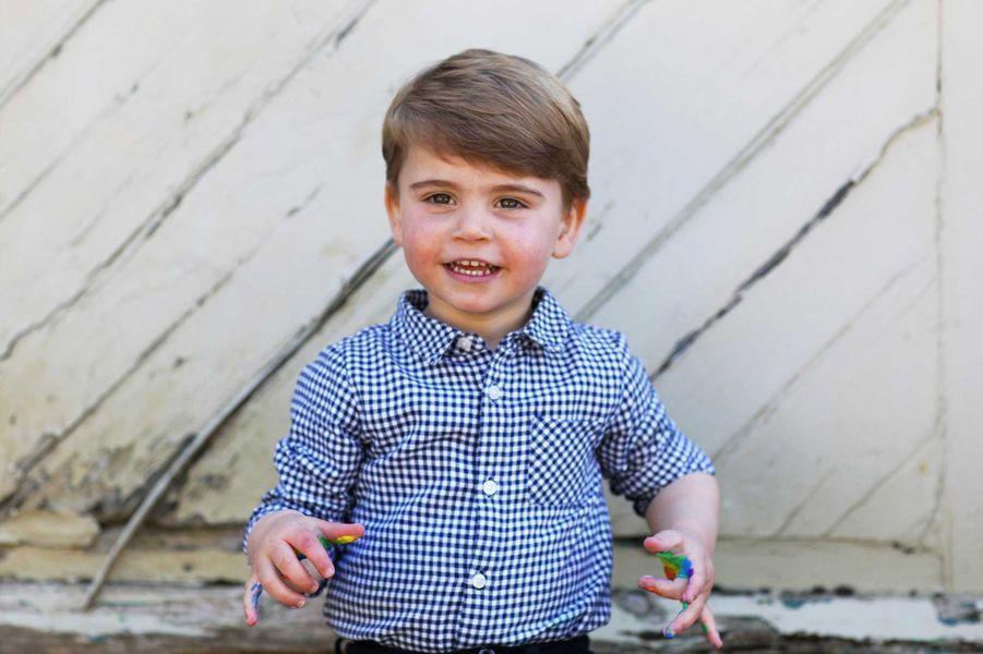 Le prince Louis fête ses 2 ans le 23 avril 2020