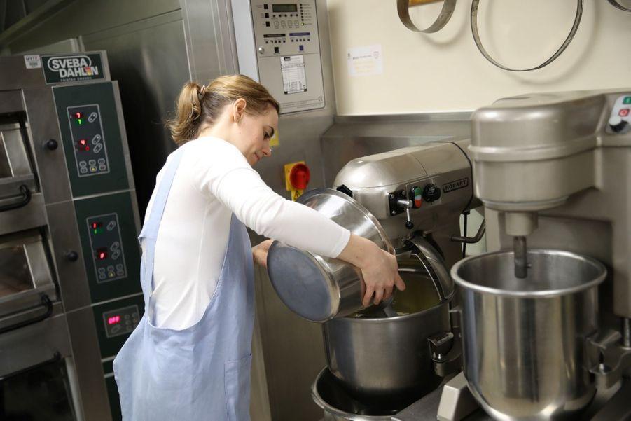 Sophie Cabot, la pâtissière choisie par la princesse Eugenie pour confectionner son gâteau de mariage