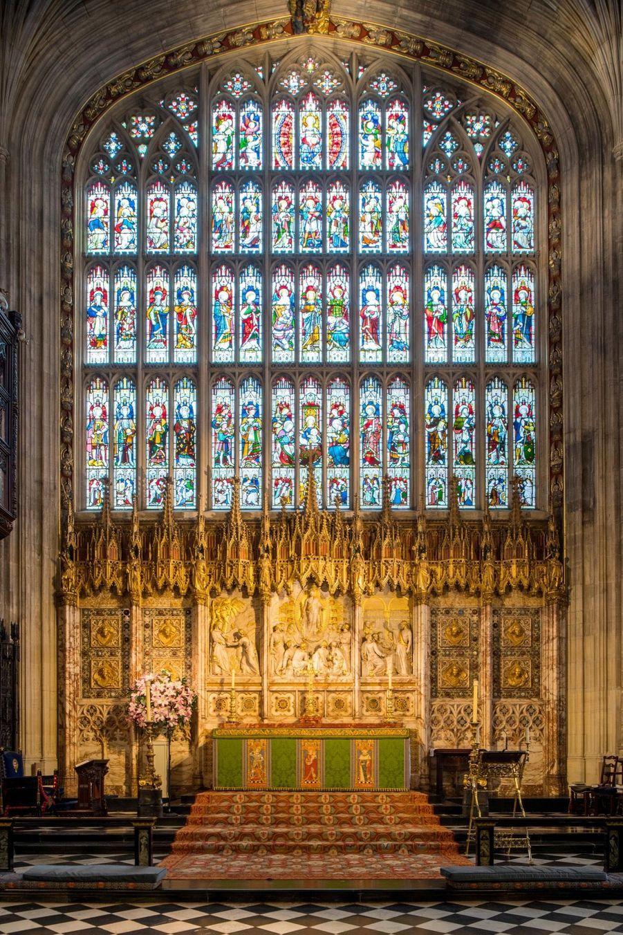 La Chapelle Saint George, Lieu Symbolique De La Famille Royale ( 6