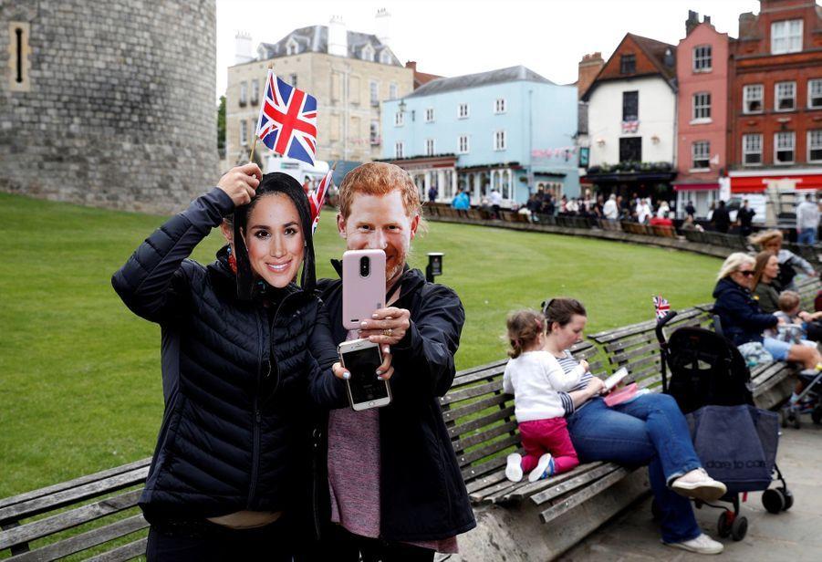 Folie Royale Dans Les Rues De Windsor ( 1