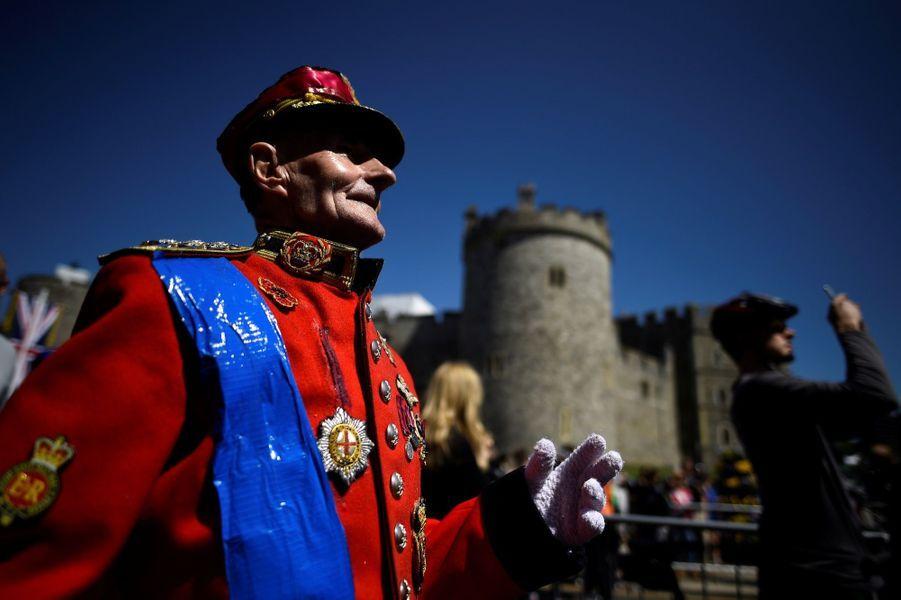 Folie Royale Dans Les Rues De Windsor ( 6